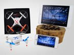 DRON Cheerson CX-30W